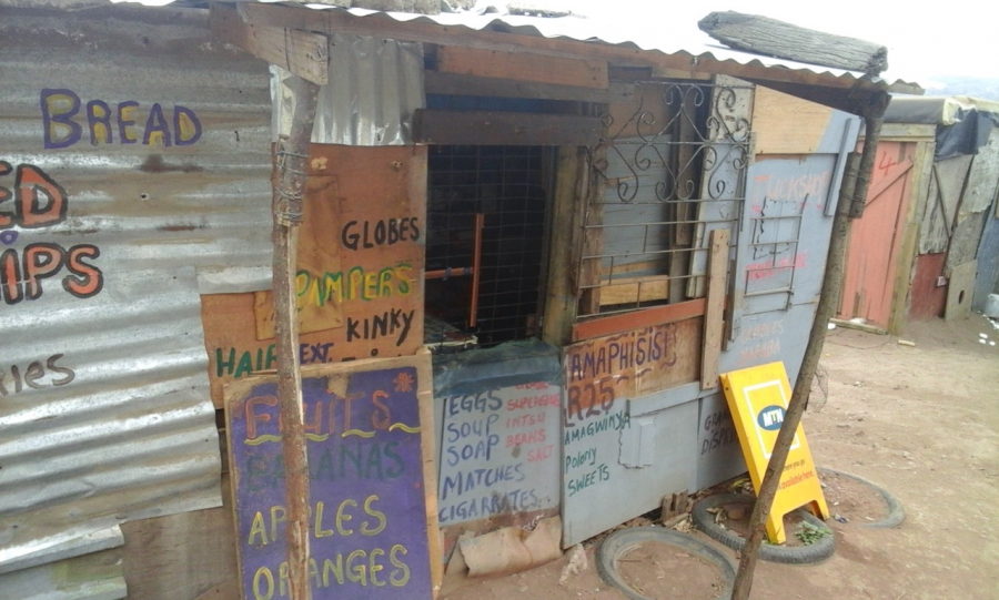 DFID Bloggers - South Africa and the search for a better life
