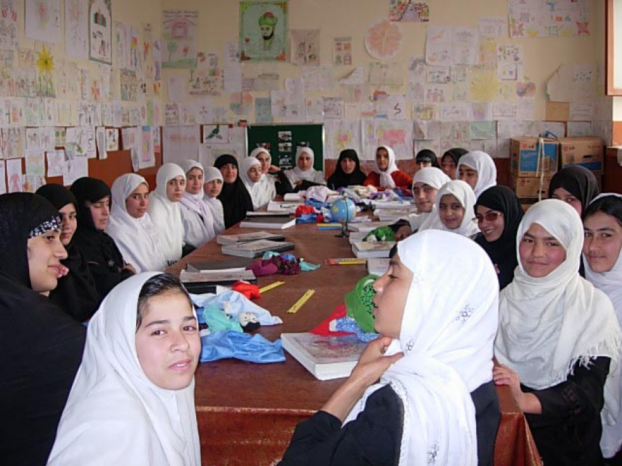 Male faith leaders are the key to gender equality - Suraya Sadeed of Help the Afghan Children