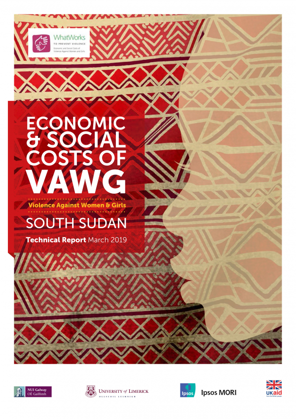 Economic and Social Costs of Violence Against Women in South Sudan - Technical Report