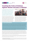 Counting the Costs of Violence Against Women and Girls In Pakistan