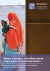 Violence, uncertainty, and resilience among refugee women and community workers