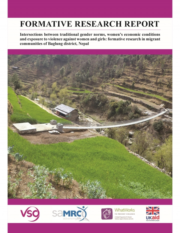 One Community One Family Formative Research Report VSO Nepal