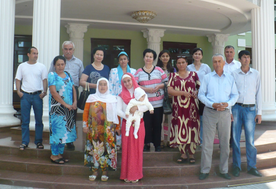 New approach to tackling violence against women in Tajikistan