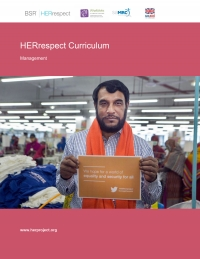 HERrespect Curriculum - Management