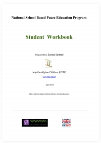 National School Based Peace Education Program - Student Workbook
