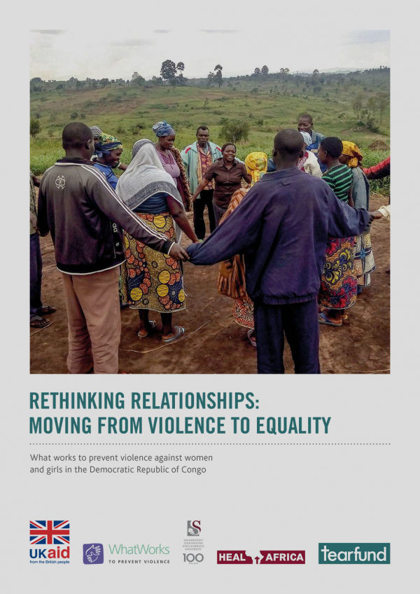 Rethinking relationships: Moving from violence to equality