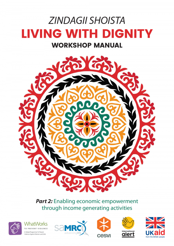 Zindagii Shoista – Living With Dignity: Workshop Manual Part 2
