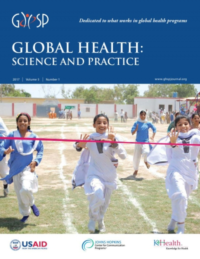 Global Health: Science And Practice