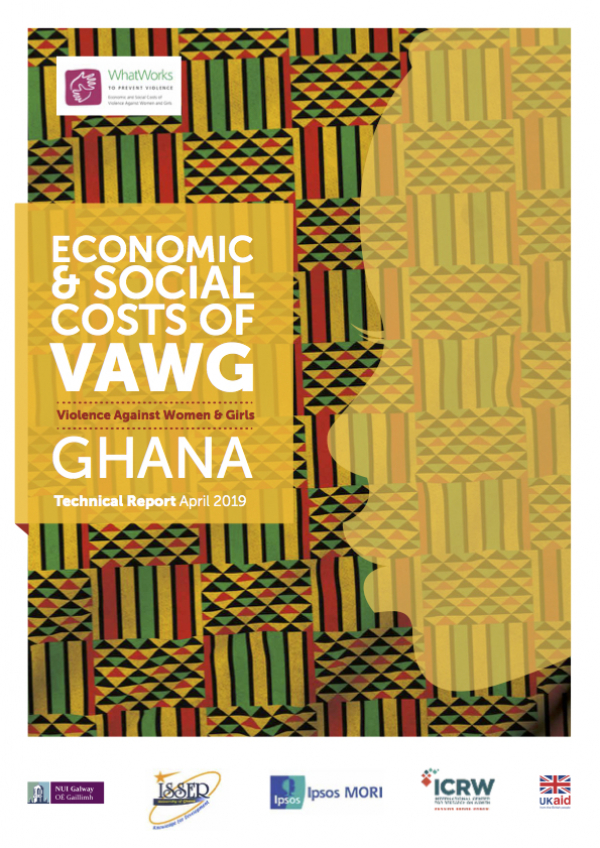 Economic and Social Costs of Violence Against Women and Girls in Ghana: Country Technical Report
