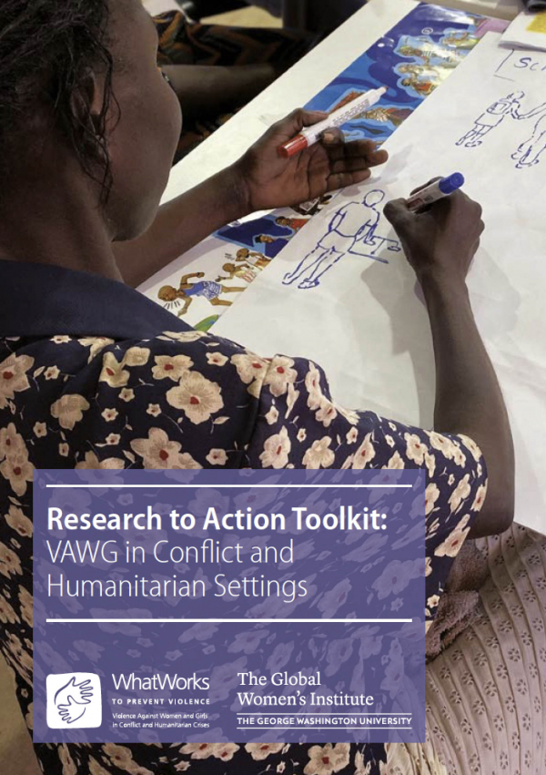 Research to Action Toolkit: VAWG in Conflict and Humanitarian Settings